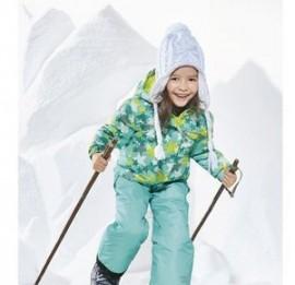 Lupilu лыжные термо курточки на девочку