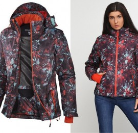 Crivit лыжная курточка размер 38