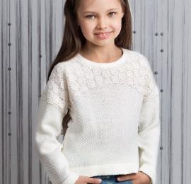 C&A свитера на девочку оптом сток