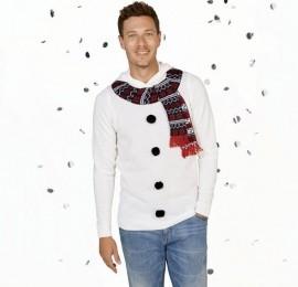 Livergy мужские свитера новогодние принты