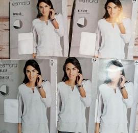 Esmara женская блузка, одна модель в ростовке (36)38-44(46)см
