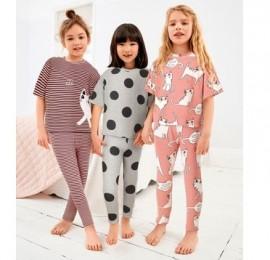 Next пижамы детские, много комплектов. 86-164 рост оптом, сток