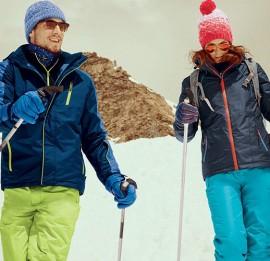 CRIVIT SKY MIX женские и мужские лыжные штаны и  курточки  оптом, сток