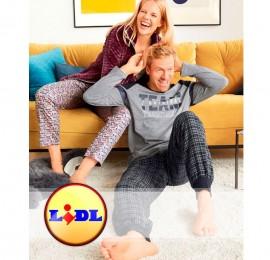 Livergy, Esmara мужские и женские пижамы, одежда для дома, оптом сток