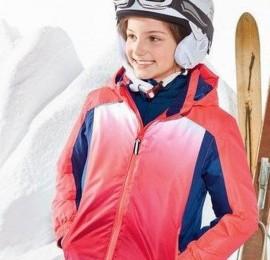 CRIVIT подростковая курточка на девочку размер на рост  146/152 СМ, сток