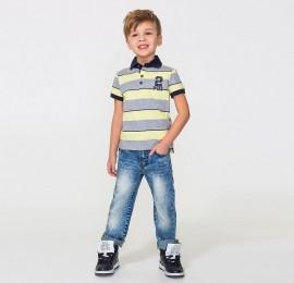 HIPP-HOPS джинсы на девочек и мальчиков оптом, сток из супермаркета KAUFLAND