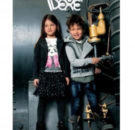 IDEX детская итальянская одежда сезона ОСЕНЬ-ЗИМА, оптом сток