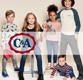 28.08.20 C&A KIDS Winter MIX детская одежда оптом, сток