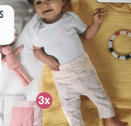 Lupilu baby детский трикотаж оптом сток