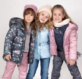 Cool Club  детский микс на девочек, рост  98/104-164/170 см, сезон осень-зима