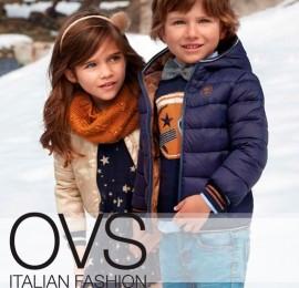 OVS Kids детская одежда, сезон осень-зима, возраст 0-15 лет