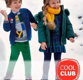 Cool Club  детский микс, сезон осень-зима