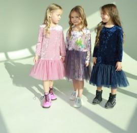 Cool Club детские юбки, платья на девочек, на рост 86-164 см