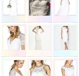 Свадебные платья известных английских брендов