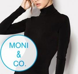 Moni& Co женские гольфы, размеры s/m, l/xl