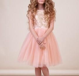 Cool Club нарядные платья на девочек, на рост 104-158 см.