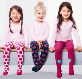 Lupilu, PEPPERS детские носки, колготы,  сезон осень-зима, на возраст 4-14 лет