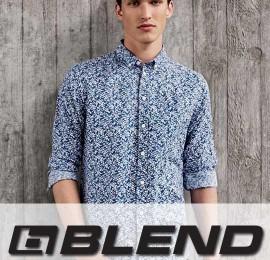 BLEND, SOLID микс мужской одежды, сезон осень, размеры s-xxl