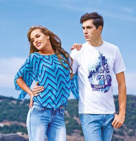 Lidl lux summer MIX мужская и женская одежда, сезон лето, оптом сток