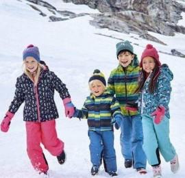 28.12.20 CRIVIT, Lupilu перчатки зимние, термо на возраст 2-12 лет, сток