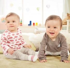 Lupilu baby мix, детский микс одежды на рост 50-92 см, оптом сток