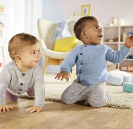 Lupilu Baby вязаные вещи на малышей оптом, сток