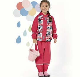 Lupilu детские дождевики на рост 86-128 см, оптом сток