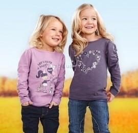Kaufland детские регланы на рост 86-158 см, оптом сток