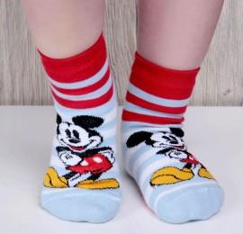 Disney детские носки, размер 23-36, трикотажные и махровые, оптом сток