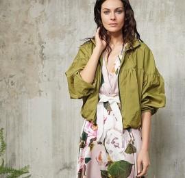 Микс женской одежды европейских брендов, сезон весна-лето, оптом сток