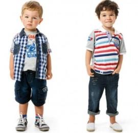 Cool Club детская одежда на мальчиков, сезон лето, рост 989-164 см, оптом сток