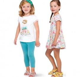 Cool Club  детская одежда на девочек, рост 98-164см, сезон лето, оптом  сток