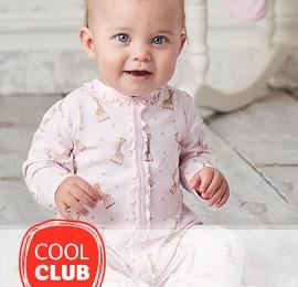 Cool Club baby детская одежда на малышей мальчиков и девочек,  рост 56-92 см., оптом сток