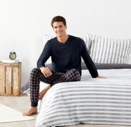 Livergy мужские пижамы, размеры m, l, xl, xxl сток, оптом