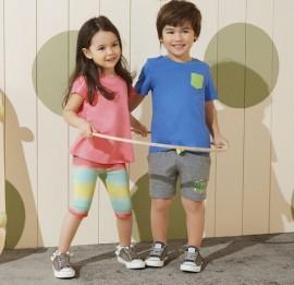 Lupilu PEPPERTS детская одежда, сезон весна-лето, оптом сток. Лот 2