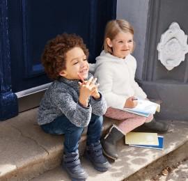 Lupilu, PEPPERTS детская одежда, сезон зима-весна, возраст 0-16 лет, оптом сток