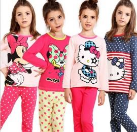 George, Disney, Kiabi микс детских пижам оптом, сток