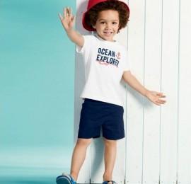 Lupilu,PEPPERS детские футболки на рост 68-158 см оптом, сток