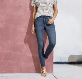 Esmara джинсы женские без батала 34-46, сезон осень-зима, оптом, сток