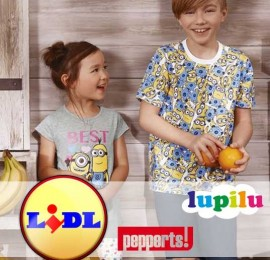 Lupilu, PEPPERS детский летний микс оптом, сток