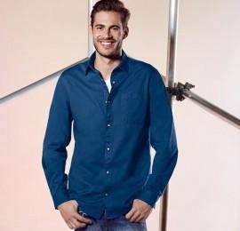 Livergy рубашки классика длинный рукав, оптом сток