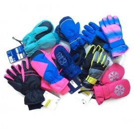CRIVIT варежки, перчатки детские, размер от  4-4.5 до 6.5-7, оптом сток