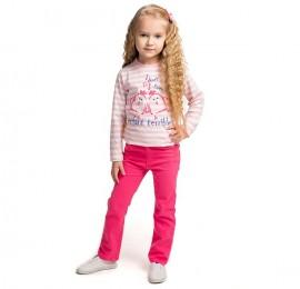 Штаны, лосины на девочек на возраст 5-12 лет, оптом сток