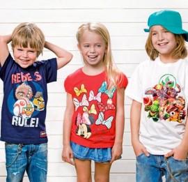 Disney Kids детская одежда, белье, аксессуары, сезон весна-лето, оптом сток