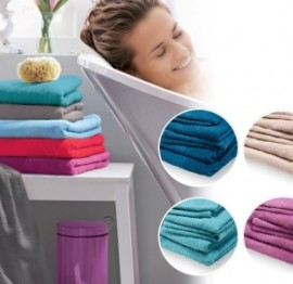MIOMARE полотенца разных размеров, оптом сток