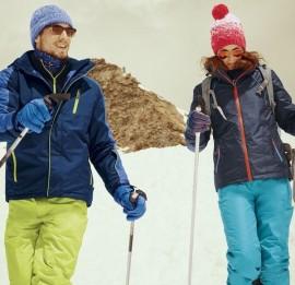 CRIVIT PRO, CRIVIT женские и мужские лыжные костюмы, курточки, оптом сток