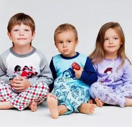 HIPP-HOPS детские пижамы , сезон лето, оптом сток