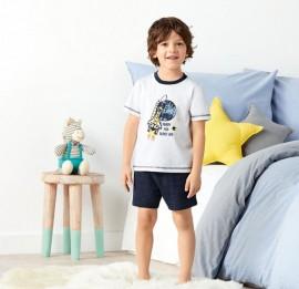 Lupilu, PEPPERS детские пижамы , сезон весна-лето, оптом сток