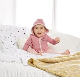 Lupilu tunes lave детская трикотажная кофта на девочку.