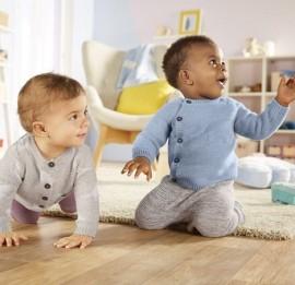 Lupilu baby штанишки на малышей, мальчик и девочка 50/50.